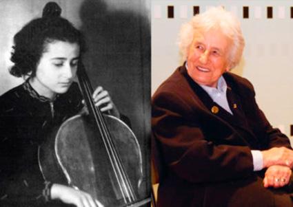 Konzert & Lesung mit Zeitzeugin Anita Lasker-Wallfisch